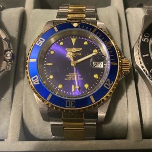 21 Piece Brand Name Watch Collection